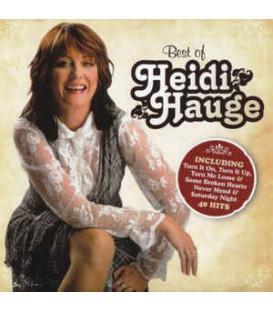Heidi Hauge – Best Of - 2 CD - BRUGT