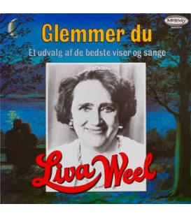 Liva Weel – Glemmer Du - CD - BRUGT