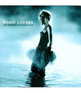 Randi Laubek – The Wedding Of All Things - CD - BRUGT
