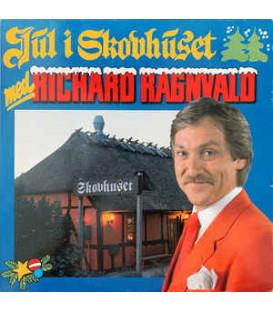 Richard Ragnvald – Jul I Skovhuset - CD - BRUGT