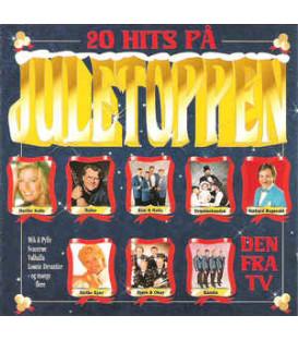 20 Hits På Juletoppen - CD - BRUGT