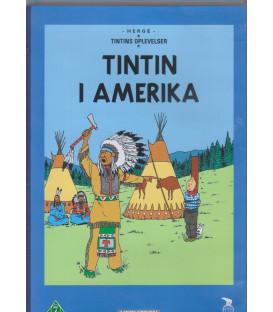 Tintin I Amerika - DVD - BRUGT