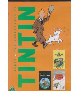 Tintin 7 - DVD - BRUGT