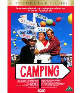 Camping (Søren Pilmark) - DVD - BRUGT