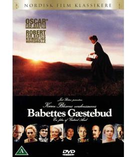 Babettes Gæstebud - DVD - BRUGT