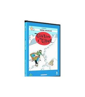 Tintin I Tibet - DVD - BRUGT