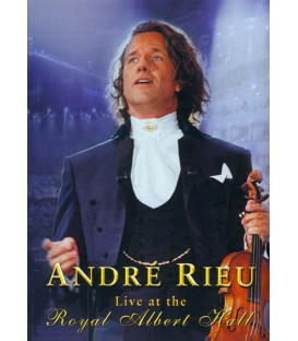 Andre Rieu: Live at The Royal Albert Hall - DVD - BRUGT