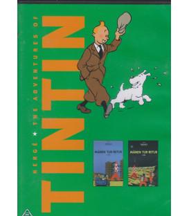 Tintin 5 - DVD - BRUGT