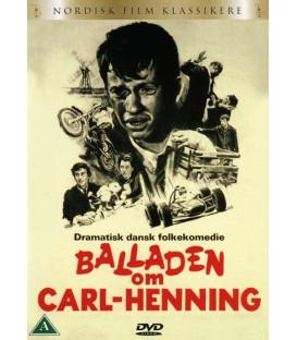 Balladen om Carl-Henning - DVD - BRUGT