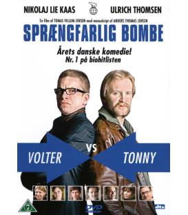 Sprængfarlig bombe - DVD - BRUGT