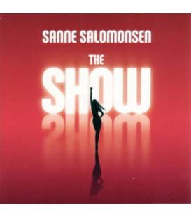 SANNE SALOMONSEN - THE SHOW -CD+DVD - BRUGT