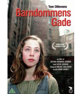 Barndommens Gade - DVD - NY