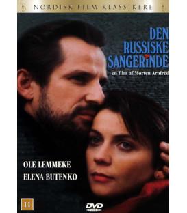 Den Russiske Sangerinde - DVD - BRUGT