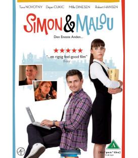 Simon & Malou - DVD - BRUGT