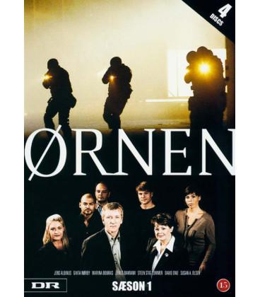 Ørnen: Sæson 1 - 4 DVD - BRUGT
