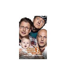 Klassefesten 3 - Dåben - DVD - NY