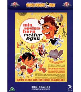 Min søsters børn vælter byen - DVD - NY