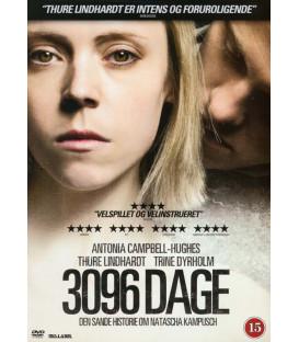 3096 dage - historien om Natascha Kampusch - DVD - BRUGT
