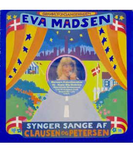 Eva Madsen Synger Sange Af Clausen Og Petersen - CD - BRUGT
