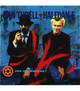 Dan Turèll + Halfdan E – Pas På Pengene! - CD - BRUGT