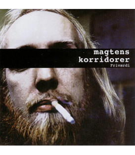 MAGTENS KORRIDORER - FRIVÆRDI - CD/DVD - BRUGT