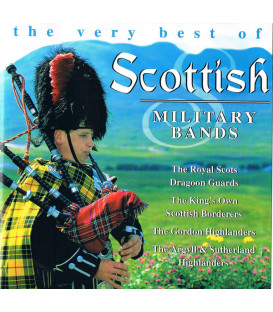 Scottish Military Bands - The Very Best Of Scottish Military Bands - CD - BRUGT