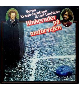Søren Kragh-Jacobsen & Leif Lindskov – Hinkeruder På Motorvejen - CD - BRUGT