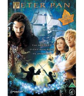 Peter Pan (Jason Isaacs) - DVD - BRUGT