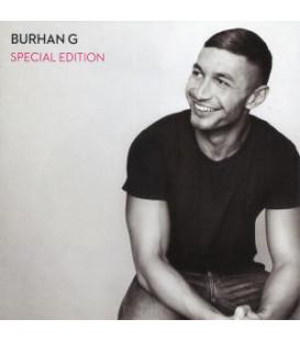 BURHAN G - SPECIAL EDITION (CD+DVD) - BRUGT