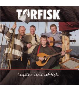 Tørfisk - Lugter lidt af fisk - CD - NY