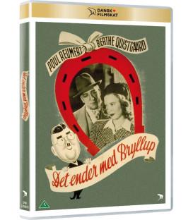 DET ENDER MED BRYLLUP - DVD - NYHED APRIL 2021 - KAN FØRST LEVERES NÆSTE UGE