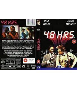 48 Hours - 48 timer - DVD - BRUGT