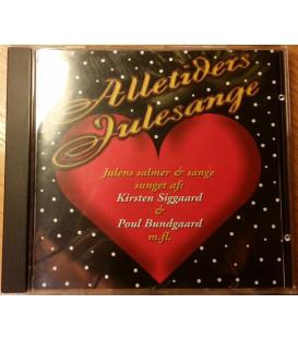 Alletiders Julesange - Kirsten Siggaard.. - CD - BRUGT
