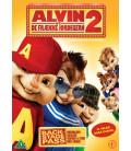 Alvin og de frække jordegern 2 - DVD - BRUGT