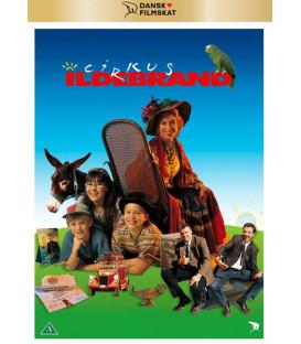 Cirkus Ildebrand (Dansk Filmskat) - DVD - NY - NYHED MAJ 2021 -Kan først leveres 6/5