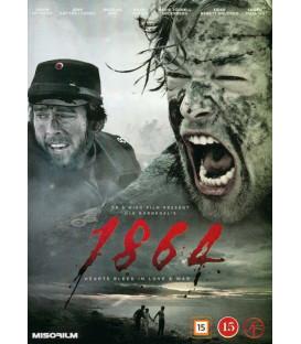 1864: Den komplette serie - 3 DVD - BRUGT