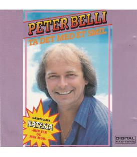 Peter Belli – Ta' Det Med Et Smil - CD - BRUGT
