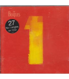 The Beatles - 1 - CD - BRUGT