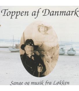 Toppen af Danmark - Sange og musik fra Løkken - CD - BRUGT