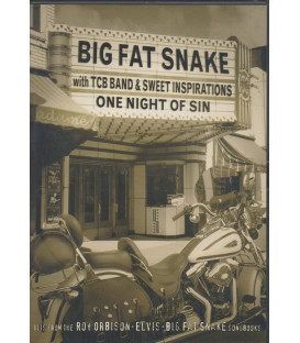 Big Fat Snake With Tcb Band & Sweet Inspirations: One Night Of Sin - DVD - BRUGT