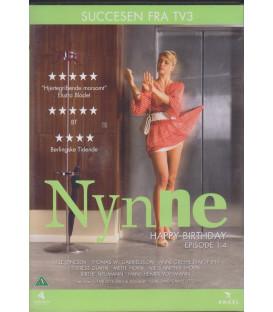 Nynne - Episode 1-13 - 4 DVD - BRUGT