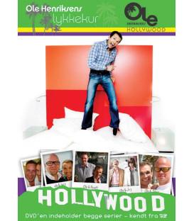 Ole Henriksens Lykkekur + Hollywood - 2 DVD- NY