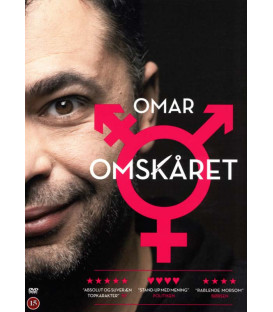 Omar Marzouk: Omskåret - DVD - BRUGT