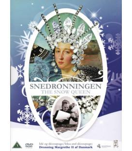 Snedronningen (Dronning Margrethe II) - DVD - BRUGT