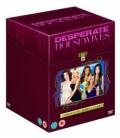 Desperate Housewives: Komplet boks - Season 1 - 2 - 3 og 4 - 19 DVD - BRUGT