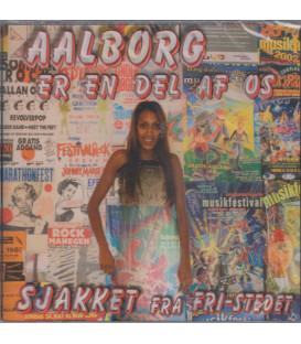 Aalborg er en del af os - Sjakket fra Fri-Stedet - CD - NY