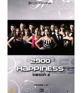 2900 Happiness: Sæson 2 - 6 DVD - BRUGT