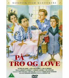 På Tro Og Love - DVD - BRUGT