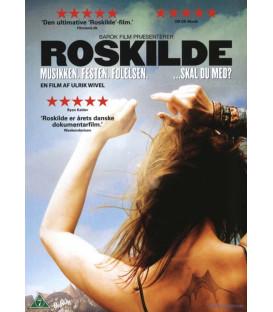 Roskilde - Musikken. Festen. Følelsen - DVD - BRUGT