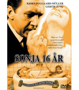 Sonja - 16 år - DVD - BRUGT